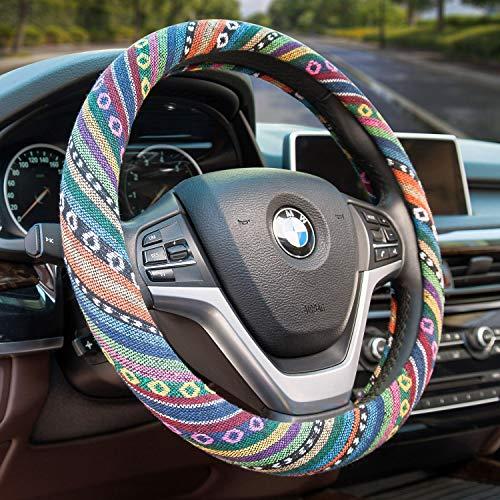 Top 10 Hippie Steering Wheel Cover – Steering Wheel Accessories