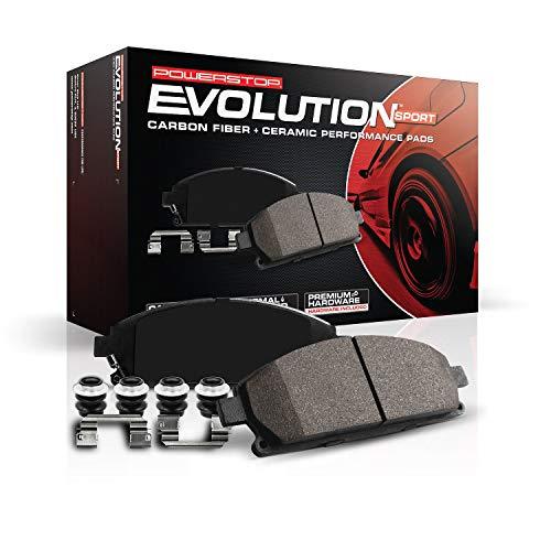 Top 10 Powerstop Z23 Brake Pads – Automotive Replacement Brake Pads