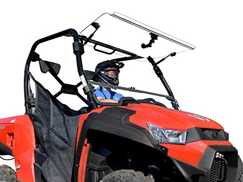 Top 9 Parts for 2018 Kymco 450i UXV – Powersports Windshields