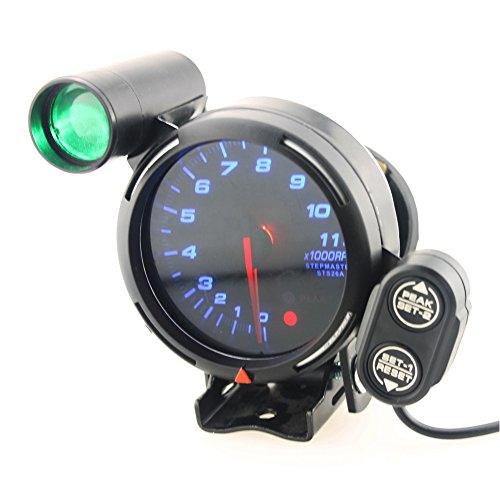 Top 10 RPM Gauge with Shift Light – Automotive Replacement Tachometers