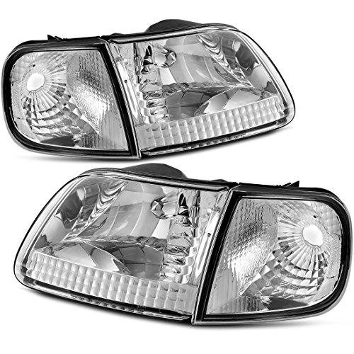 Top 9 1997 Ford F150 Headlights – Automotive Headlight Assemblies