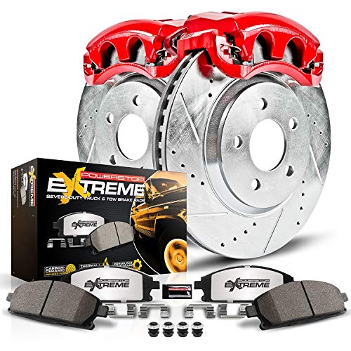 Top 10 Calipers and Rotors Kit – Automotive Replacement Brake Kits
