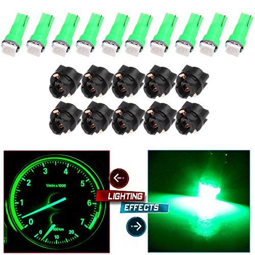 Top 10 Gauge Cluster Panel – Automotive Replacement Light Kit Gauges