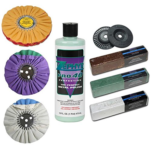 Top 10 Aluminum Polish Wheel – Polishing & Waxing Kits