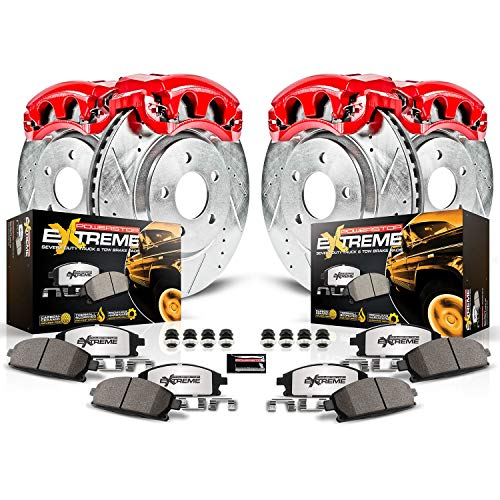 Top 10 Rotors and Brake Pads and Calipers – Automotive Replacement Brake Kits