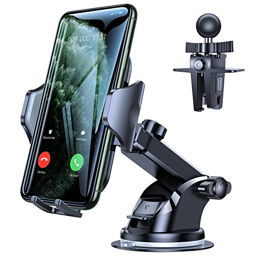 Top 10 Cell Phone Mount for Car Dashboard – Computers Features