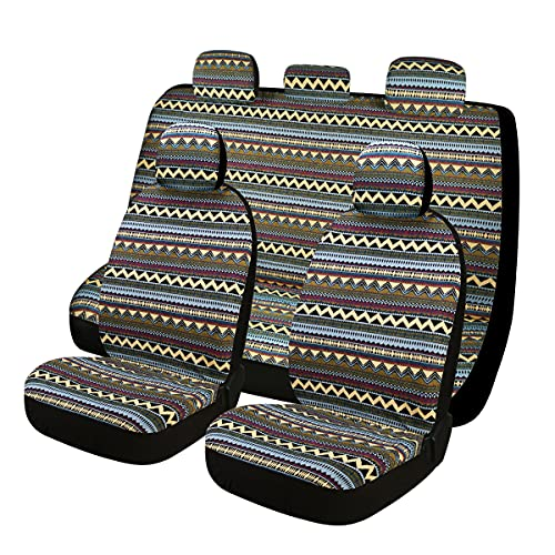 Top 10 Boho Car Seat Covers Full Set – Automotive Seat Covers