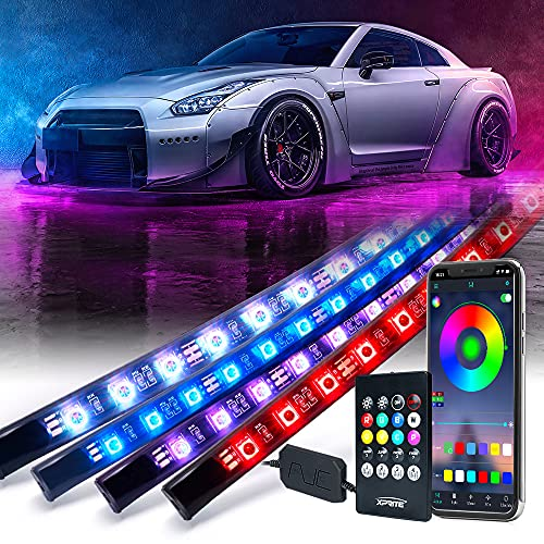Top 10 Exterior Car Lights Wireless – Automotive Neon Accent Lights