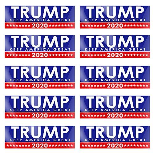 Top 9 Trump 2020 Bumper Sticker – Bumper Stickers, Decals & Magnets