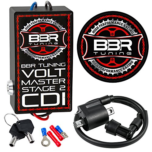 Top 10 BBR CDI STAGE 2 – Automotive Replacement Fuel Injection Tune-Up Kits