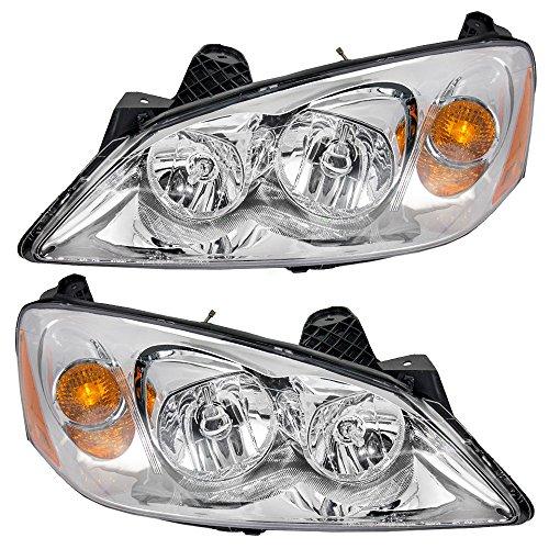Top 10 Pontiac G6 Headlights – Automotive Headlight Assemblies
