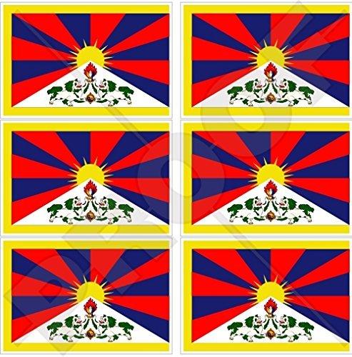 Top 9 Tibetan Flag Sticker – Automotive