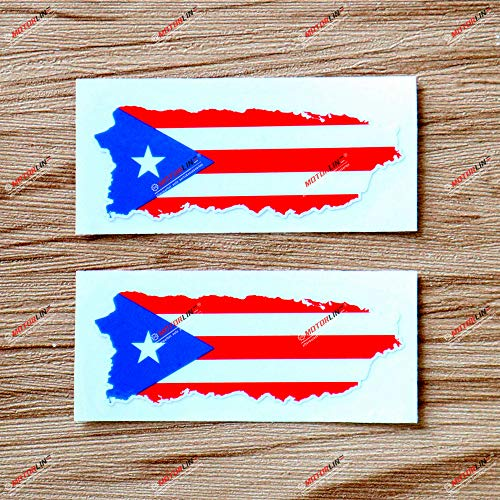Top 9 Puerto Rico Flag Decal – Bumper Stickers, Decals & Magnets